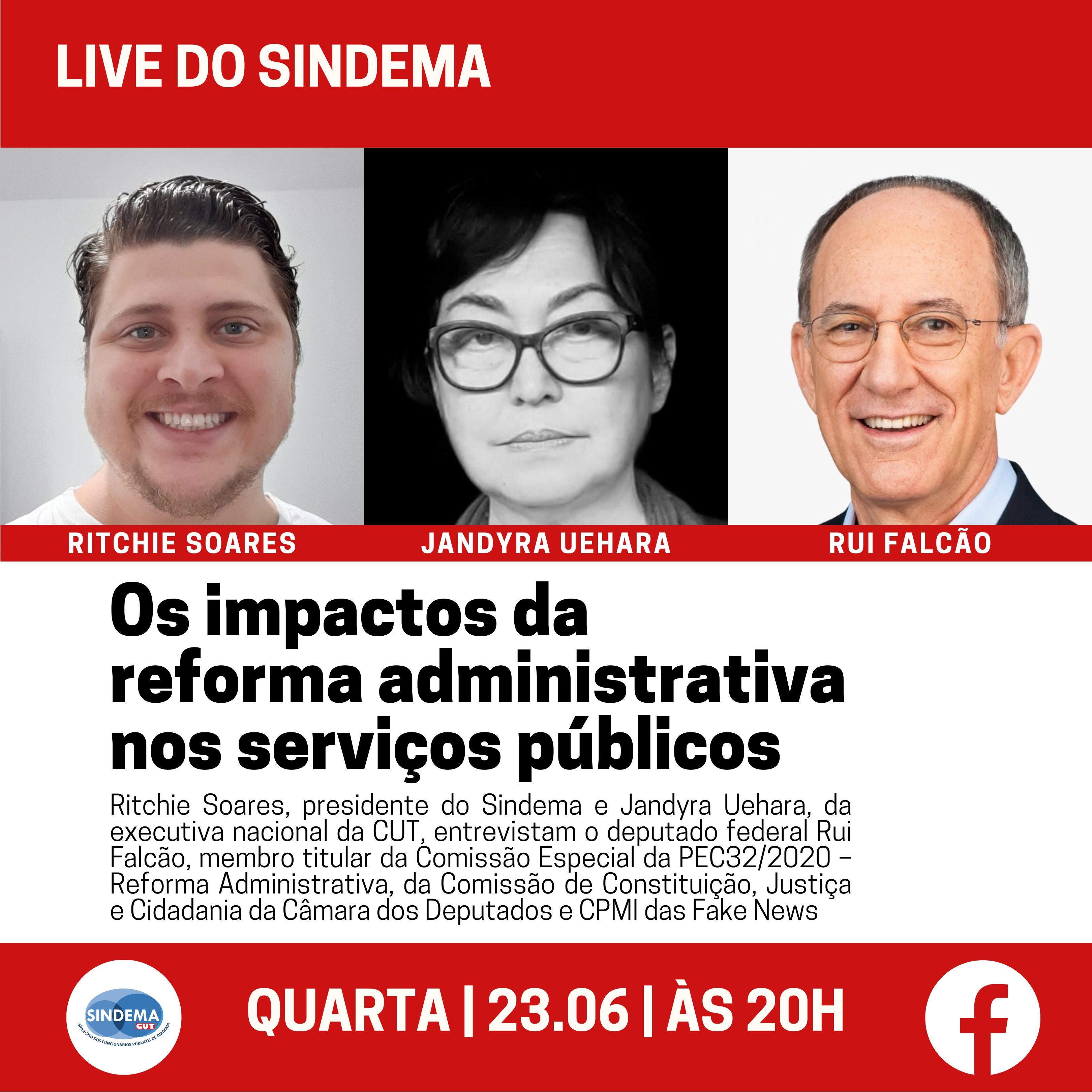 Live do Sindema