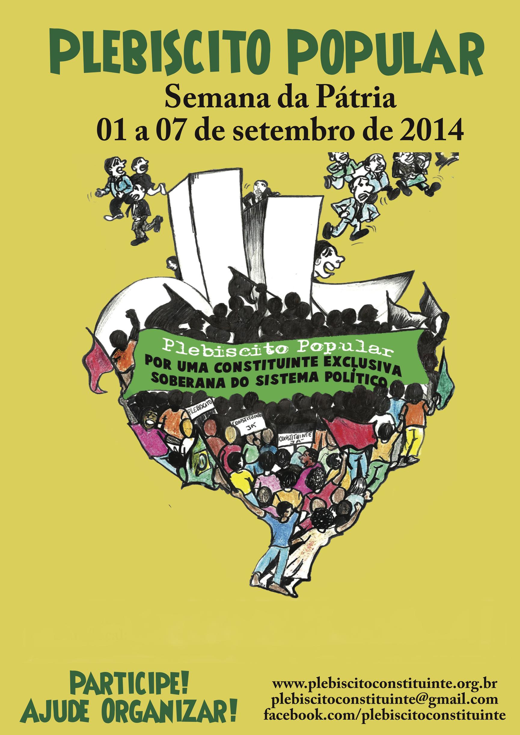 Plebiscito Popular por Reforma Política