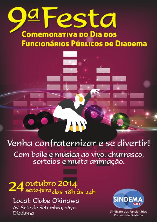 9ª Festa do Sindema